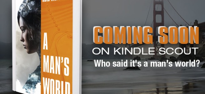 Kate Merchant, A Man's World, Coming soon